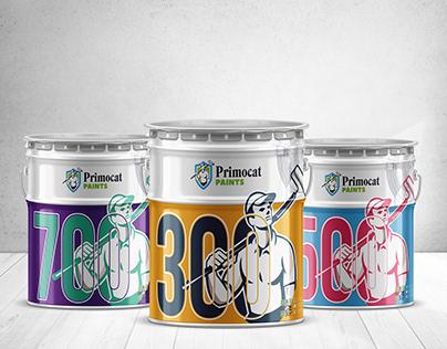 Primocat Re-branding & Package Design