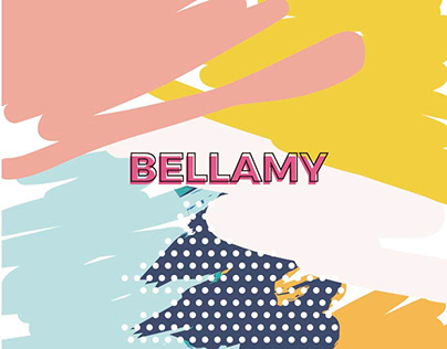 Branding for Bellamy Soap