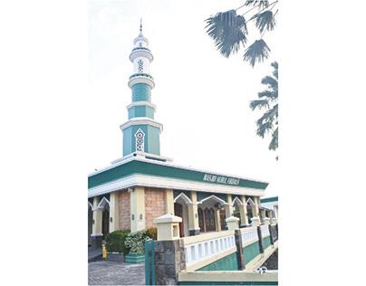 PhotoStory Nurul Firdaus Mosque