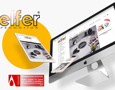 Elfer Promotion – Website