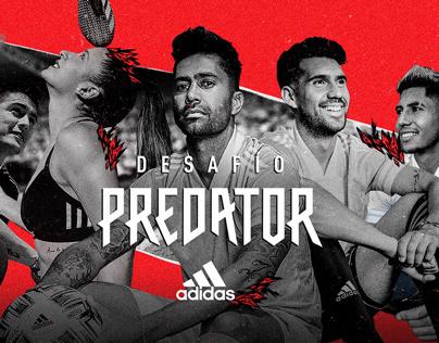 Adidas - DesafÍo PREDATOR