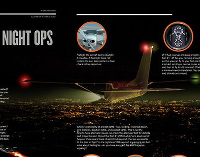 Flight Training Illustrations
