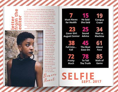 SELFIE Magazine