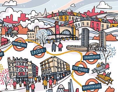 Londonist - Circle Line Pub Crawl