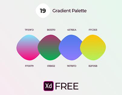 19 Gradients (Free XD)