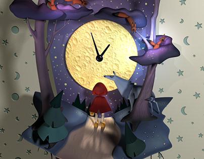 Cockoo Clock