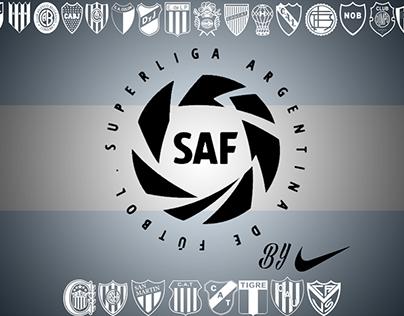 Superliga Argentina BY Nike