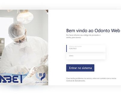 Projeto Odonto Web