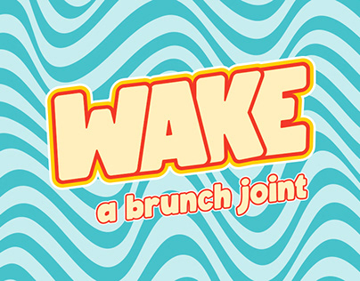 WAKE: A Brunch Joint
