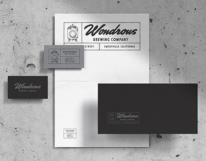 Wondrous Brewing Co