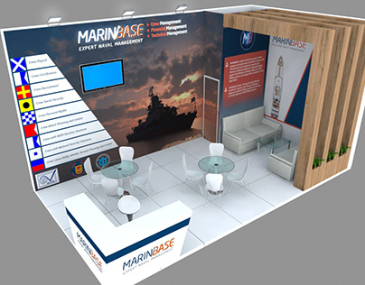 Booth Design For Crew Management