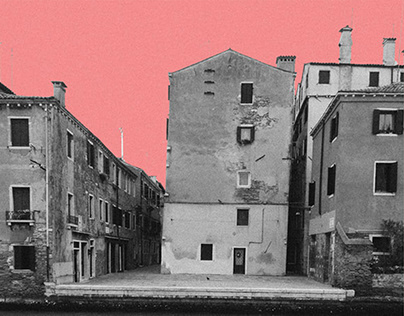 Venice re-imagined Photography and Collage 2019 - 2020