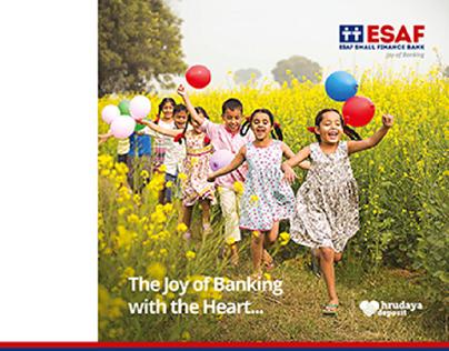 ESAF Bank Brochure