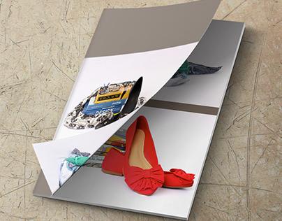 Sapatilhas. Catálogo