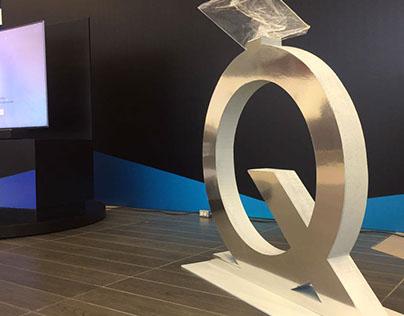 Q Led TV