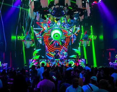 insanity night club : 6 Years Anniversary