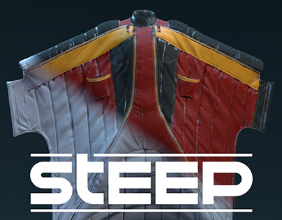 STEEP - Wingsuit