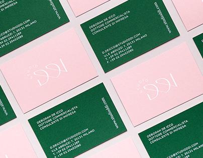 Studio DDI | Brand identity