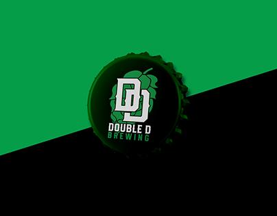 Double D Brewing Branding