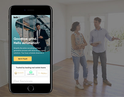Tech Services for Real Estate Agents | Company Site