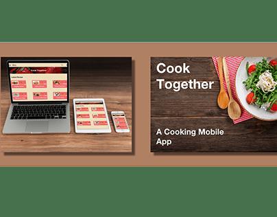 Cook Together - Mobile App