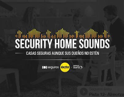 Security Home Sounds - Seguros éxito