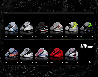 Air Jordan Archive
