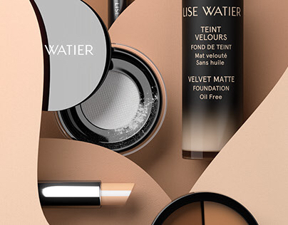 Lise Watier - Teint Velours Collection