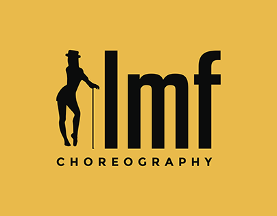 LMF Choreography   Brand ID, Poster Design