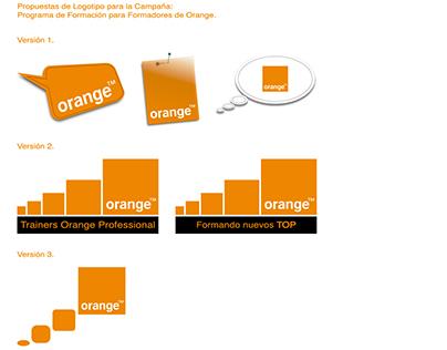 Campaña Orange