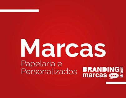 Marcas Papelaria e Personalizados | Branding Marcas