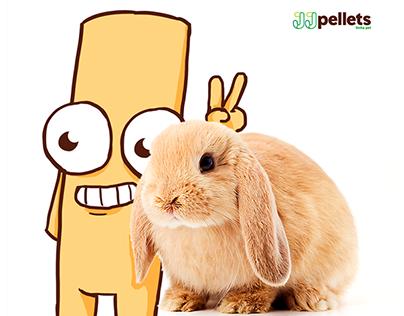 Mascot Posts - JJPellets