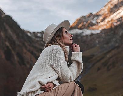 Fall Mountains - Shooting d'inspiration