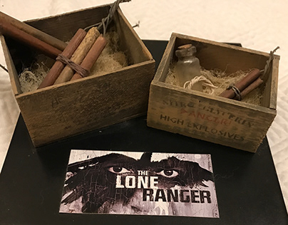Disney's The Lone Ranger Practical Effects