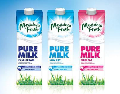 Meadow Fresh Milk