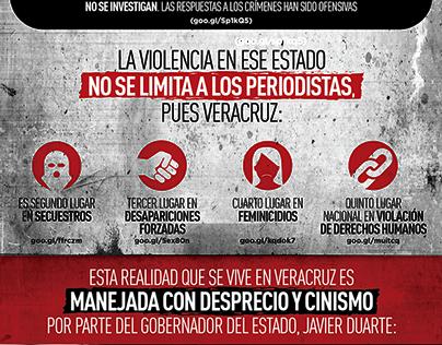 Apoyo a periodistas, académicos y artistas Nacionales.
