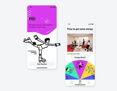 App to get you moving
