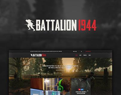 Battalion1944 Website