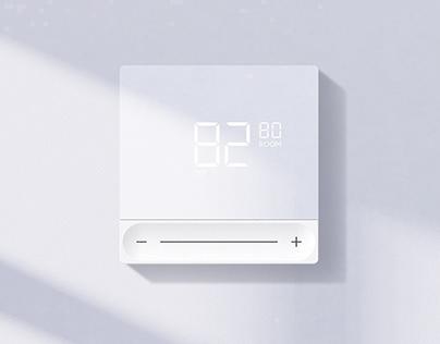 Slider Thermostat