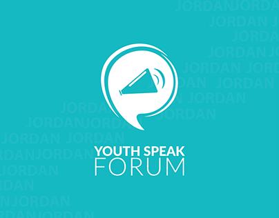 Youth Speak Forum Social Media Posts