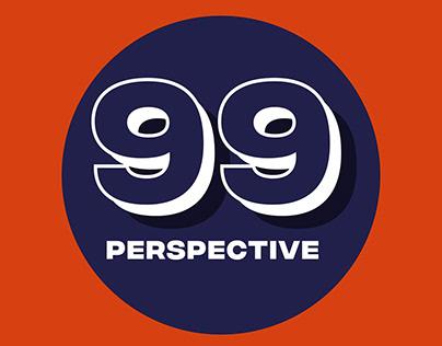 99 Perspective | Branding & Portfolio Showreel 2018