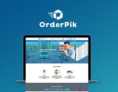 OrderPik Web