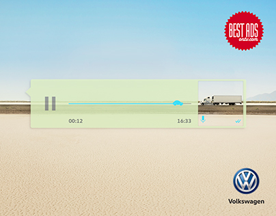 Volkswagen - The Voice Message