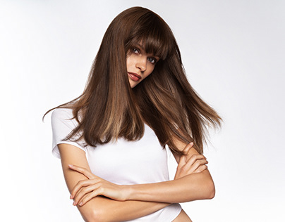 NEWSHA Hair Campaign