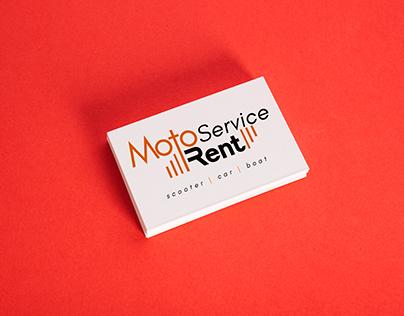 Logo per agenzia di noleggio