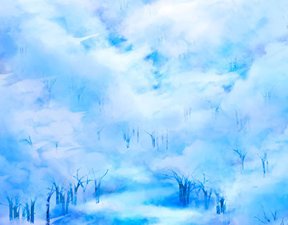 Cloud-Top Forest