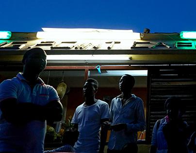 Night games /Zanzibar