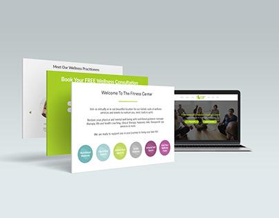 Online Virtual Wellness & Fitness Portal