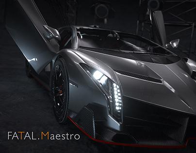Lamborghini Veneno CG
