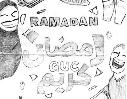 Ramadan Kareem GUC